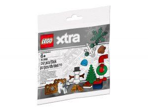 accesorios navidenos lego 40368 xtra