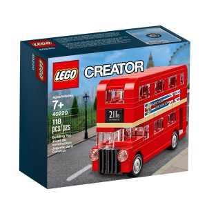 autobus londinense lego 40220
