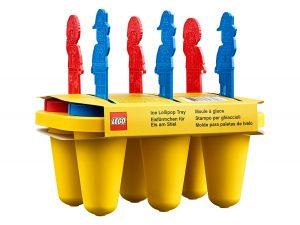 bandeja para polos con forma de ladrillos lego 853912