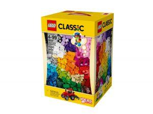 caja creativa grande lego 10697