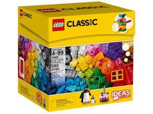 caja de construccion creativa lego 10695