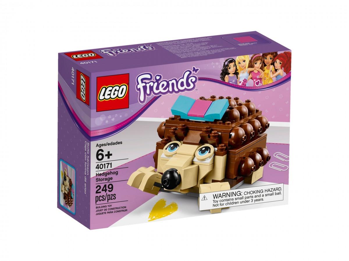 caja de erizo para construir lego 40171 friends scaled