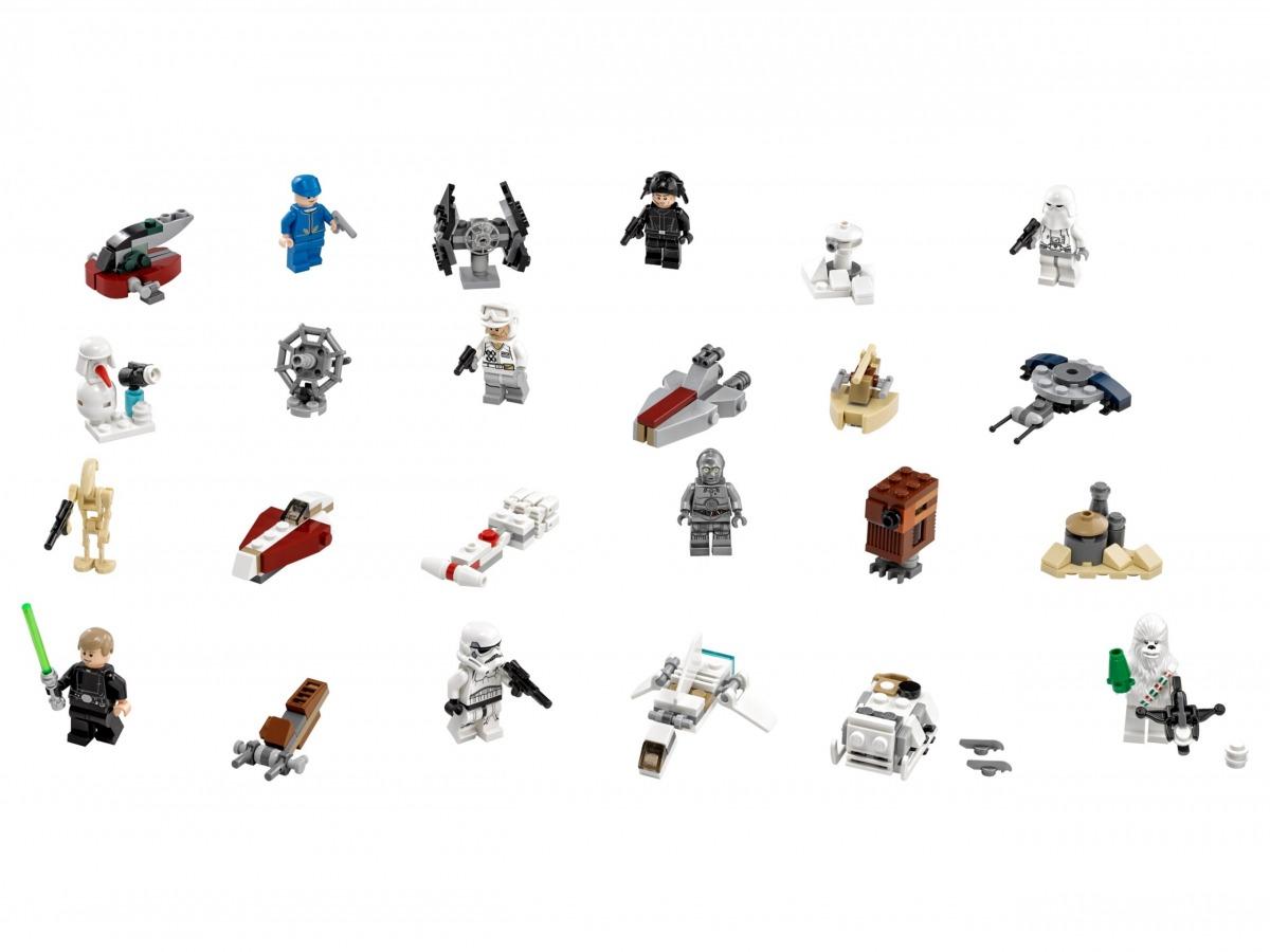 calendario de adviento de lego 75146 star wars scaled