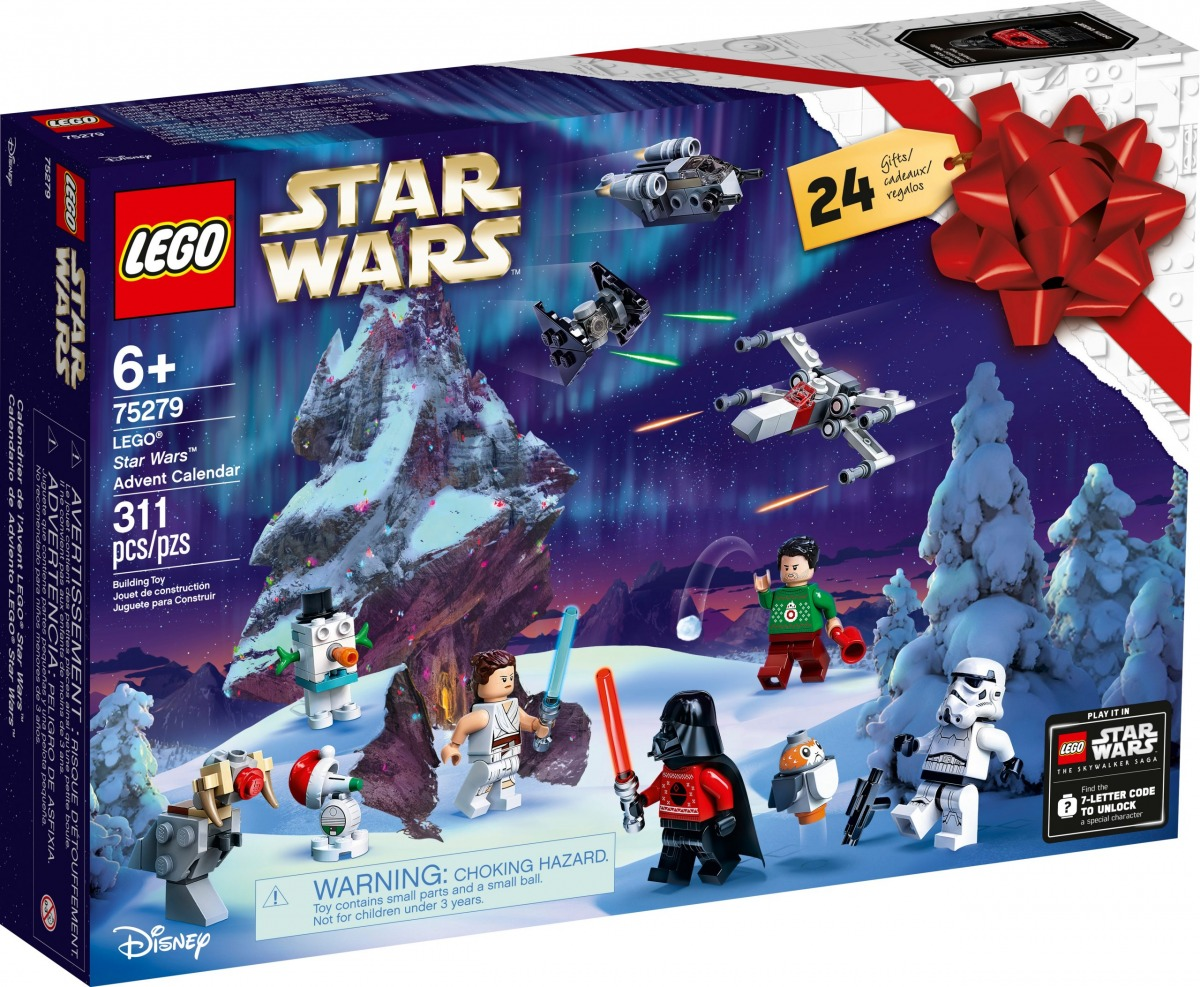 calendario de adviento lego 75279 star wars scaled