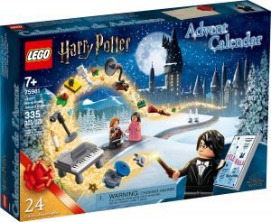 calendario de adviento lego 75981 harry potter