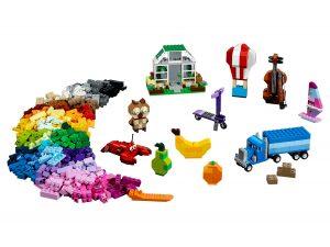 cesta de construccion creativa lego 10705