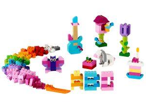 complementos creativos de nuevos colores lego 10694