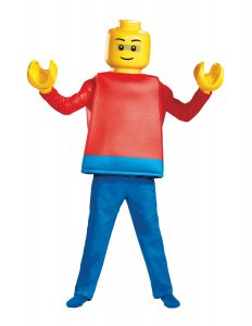 disfraz premium de chico lego 5006012