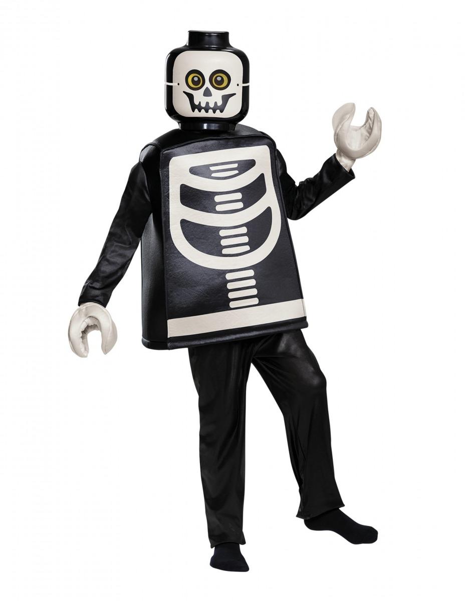 disfraz premium de esqueleto lego 5006010 scaled