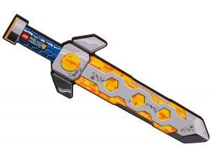 espada de caballero lego 853505 nexo knights