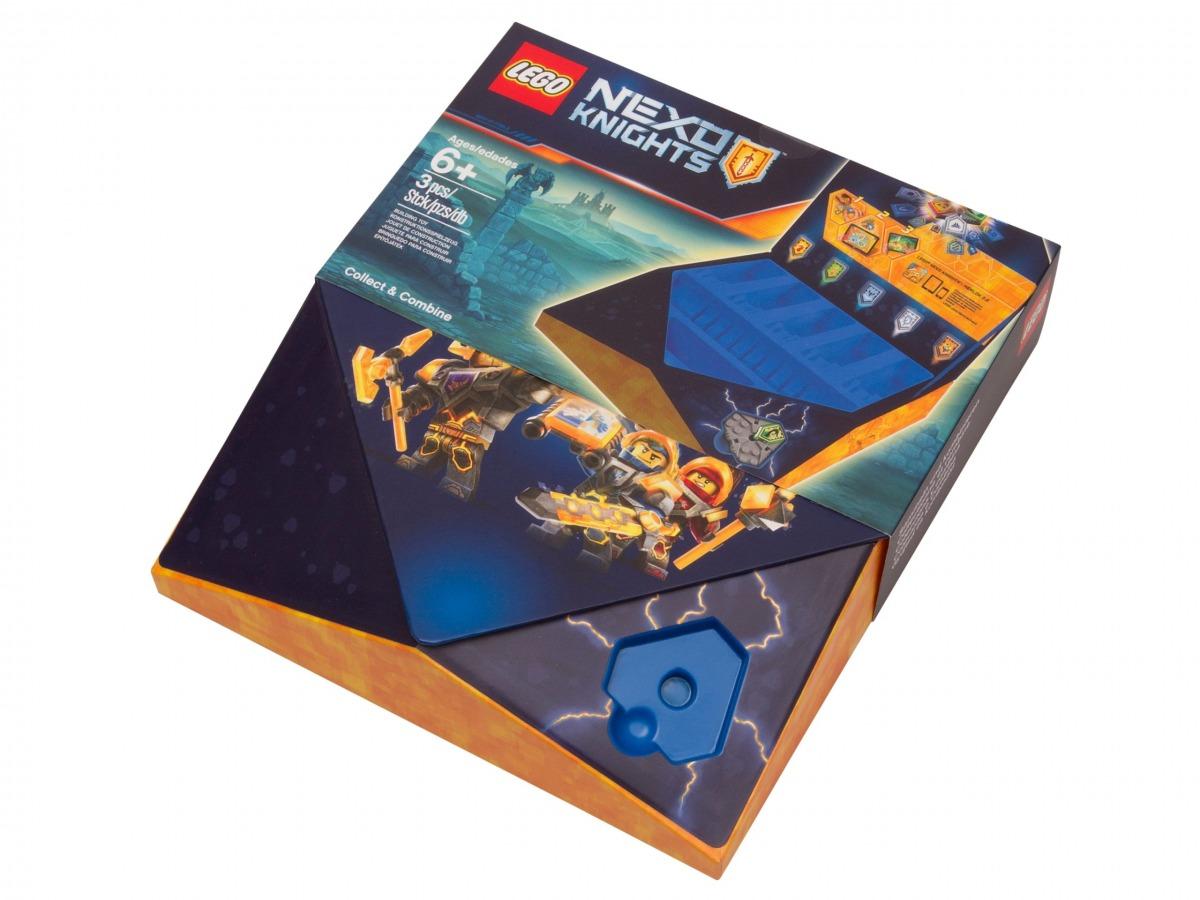 estuche de coleccion para poderes combinados lego 853681 nexo knights scaled