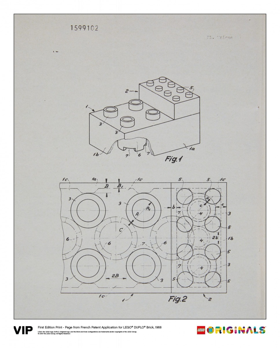 french patent duplo 5005998 brick 1968 scaled