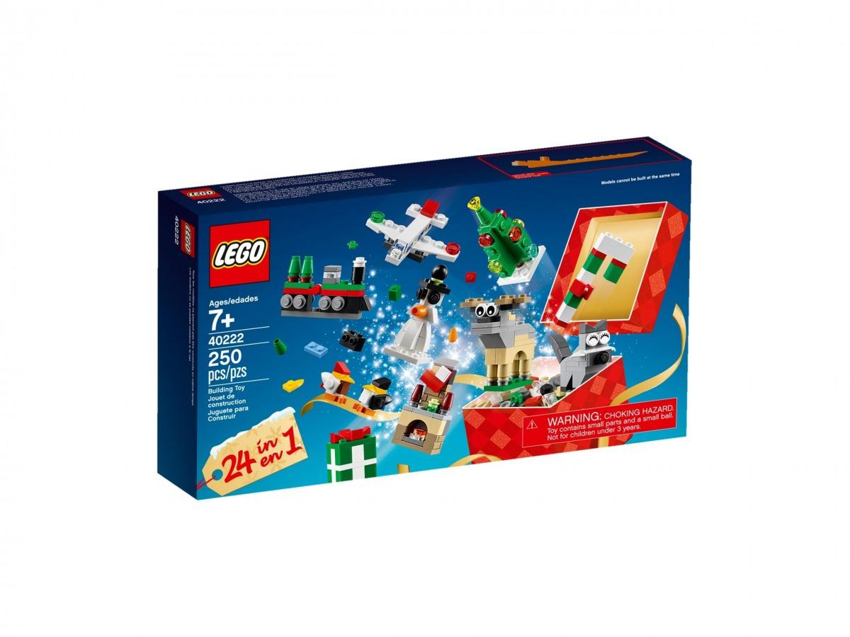 gran construccion navidena lego 40222 scaled