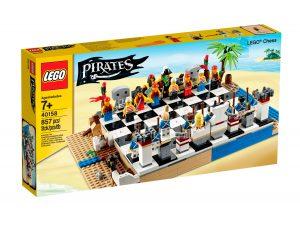 juego de ajedrez lego 40158 pirates