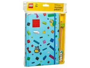 juego de articulos creativos de papeleria lego 853917