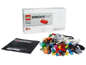kit de introduccion a lego 2000414 serious play