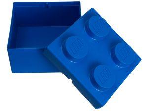 ladrillo de almacenamiento lego 853235 azul de 2x2