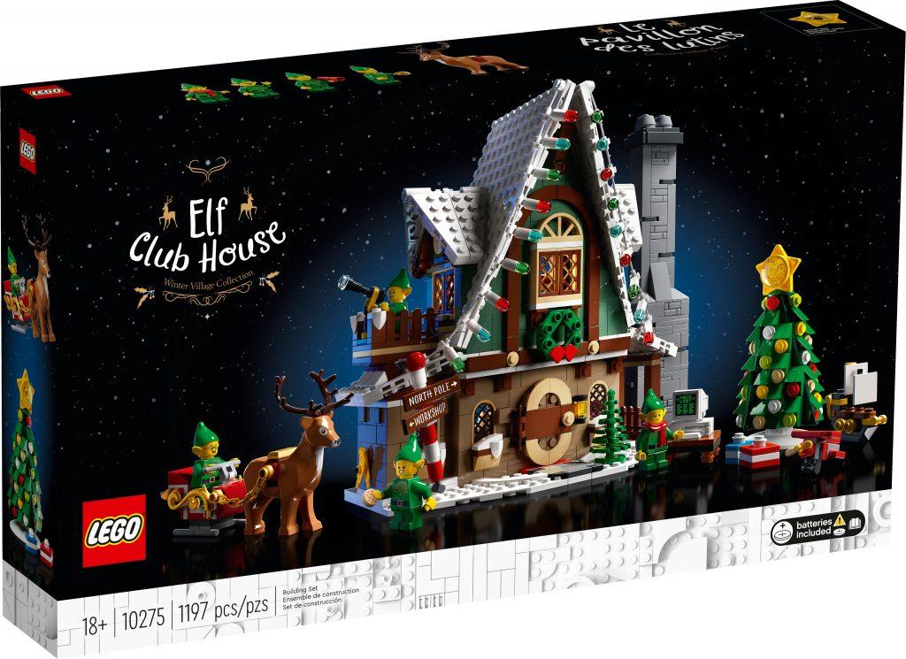 lego 10275 club de los elfos