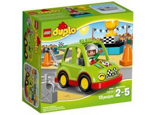 lego 10589 el coche de rally