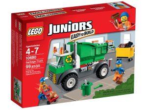 lego 10680 camion de la basura