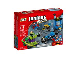 lego 10724 batman y superman vs lex luthor