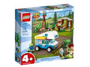 lego 10769 toy story 4 vacaciones en autocaravana