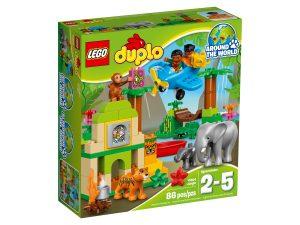 lego 10804 jungla