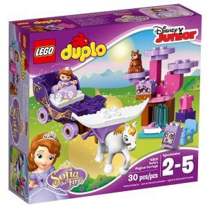 lego 10822 carroza magica de la princesa sofia