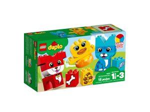 lego 10858 mi primer puzle de mascotas
