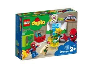 lego 10893 spider man vs electro