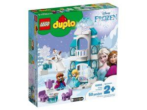 lego 10899 frozen castillo de hielo