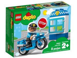 lego 10900 moto de policia