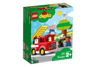 lego 10901 camion de bomberos