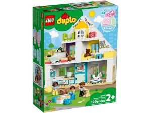lego 10929 casa de juegos modular
