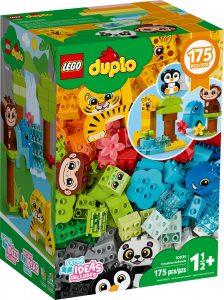 lego 10934 animales creativos