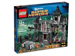 lego 10937 batman caos en el asilo arkham
