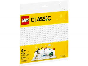 lego 11010 base blanca