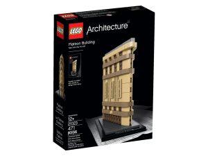 lego 21023 edificio flatiron
