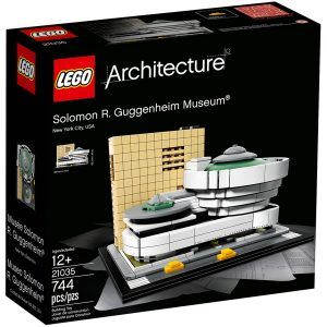 lego 21035 museo solomon r guggenheim