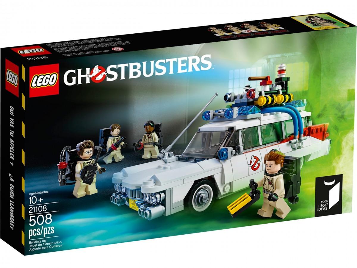 lego 21108 el ecto 1 de los ghostbusters scaled