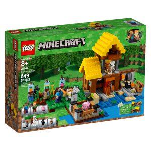 lego 21144 la cabana de la granja
