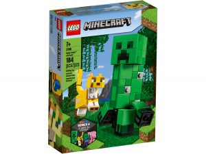 lego 21156 bigfig creeper y ocelote