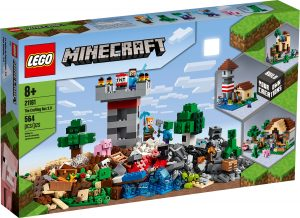 lego 21161 caja modular 3 0