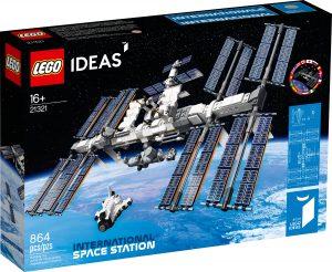 lego 21321 estacion espacial internacional