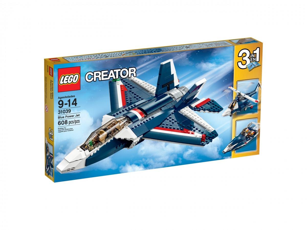 lego 31039 avion azul scaled