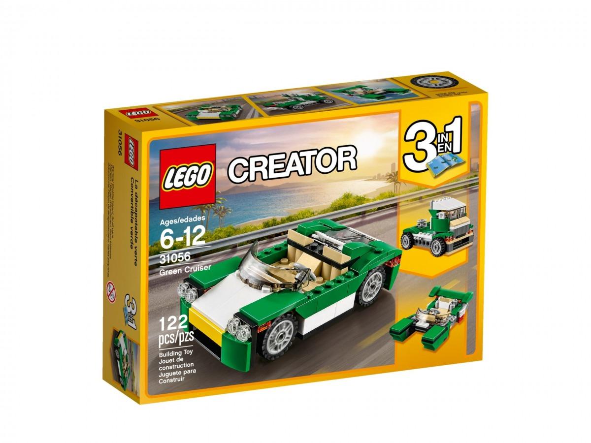 lego 31056 descapotable verde scaled