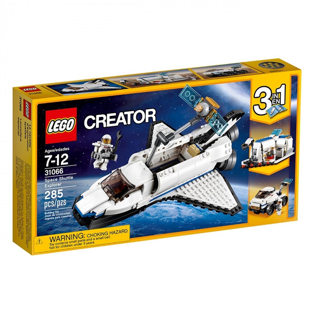 lego 31066 lanzadera espacial scaled