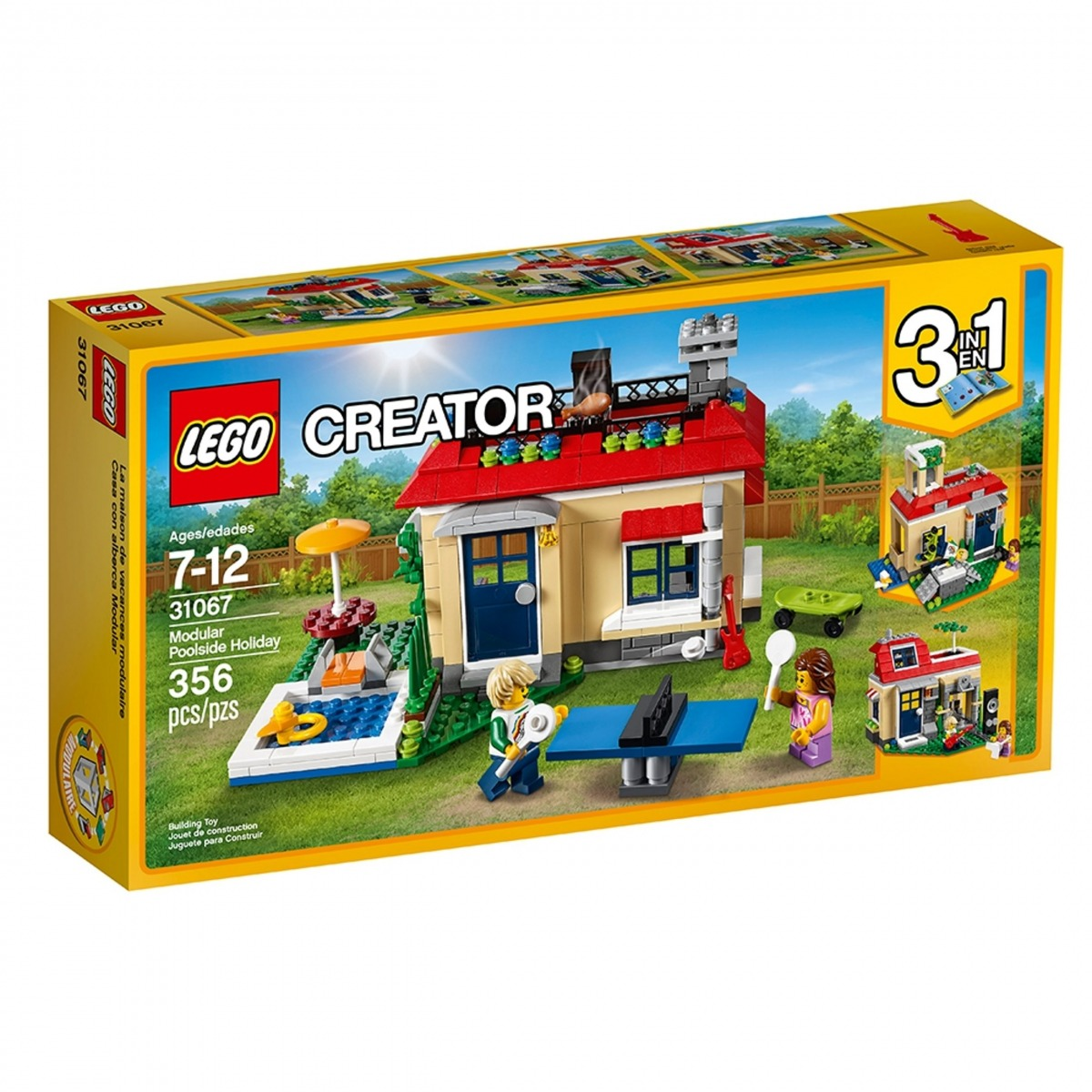 lego 31067 casa modular con piscina scaled