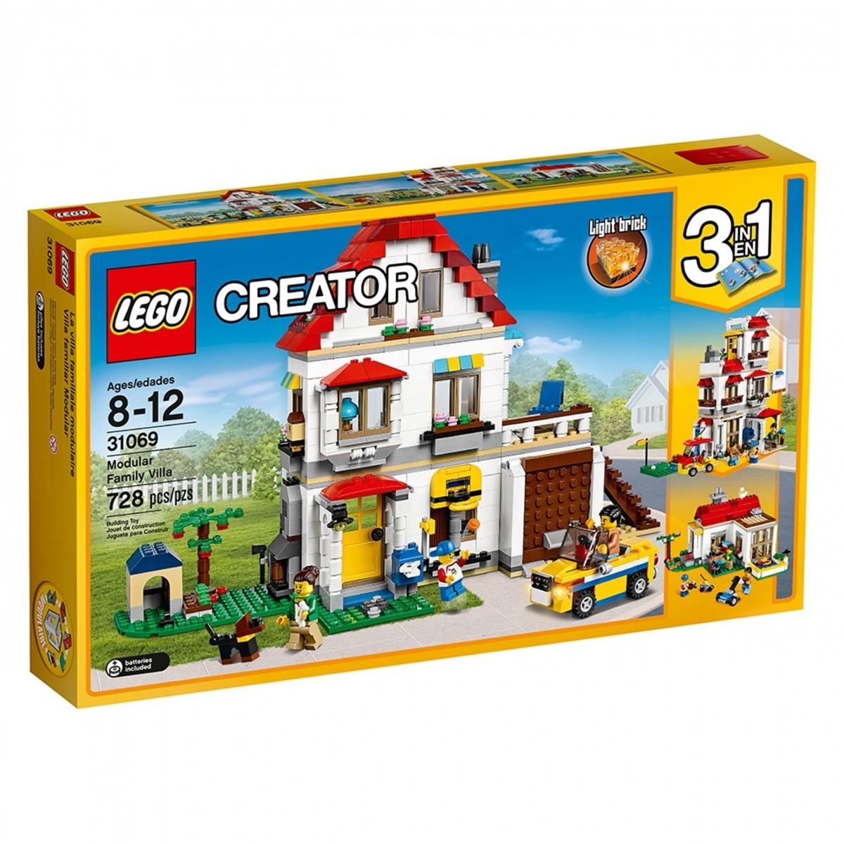 lego 31069 villa familiar modular scaled