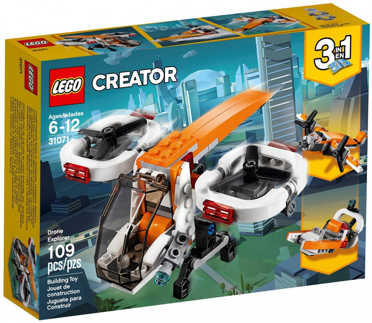 lego 31071 dron de exploracion scaled